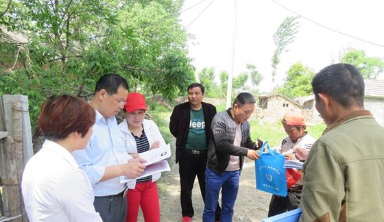 安徽省濉溪县法律援助中心实施法律援助民生工程助力脱贫攻坚
