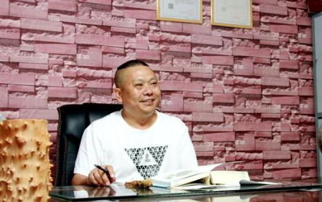 贵州仙山谷中药材种植有限公司曹明华:践行医德 扶贫济困